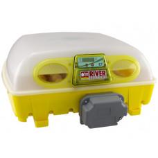 Automatinis inkubatorius River ET49 su antibakteriniu korpusu + 2 dovanos