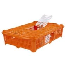 Transportavimo dėžė putpelėms