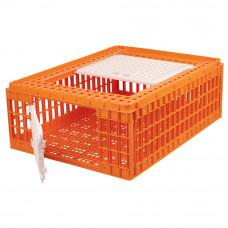 Transportavimo dėžė vištoms, didelė