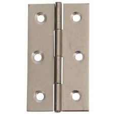 Durų lankstas - Vyris 66 mm iš cinkuoto plieno