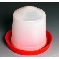 Plastic siphon drinker 1,5L