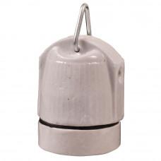 Keramikinis lizdas šildymo lempai
